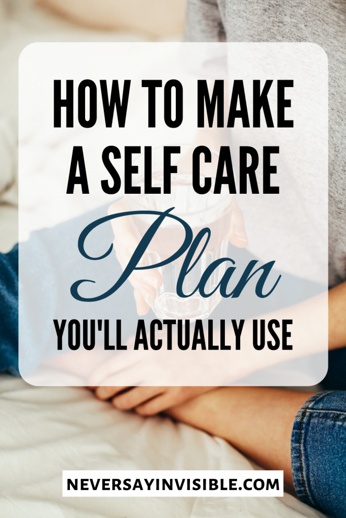 Doctors are great for diagnosing and handing out pills. But it's not enough. Especially if you want to get better, fast. You need a #selfcare plan, and here's how to make your own. Even those of us #spoonie who struggle with #anxiety or #depression or any other #chronicillness will benefit from a little #self-care. #disability #treatment #COVID19 #ALS #chronicillness #fibro