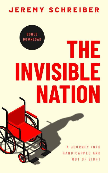 The Invisible Nation book - A memoir by Jeremy Schreiber